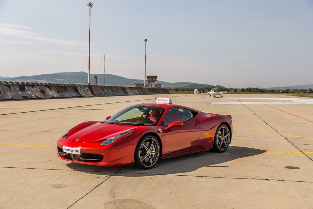 Ferrari 458 Euromiko